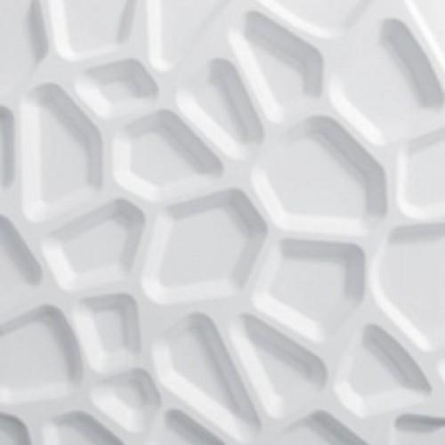 Διακόσμηση τοίχου 3D πάνελ Πέτρα Ιστός (τ.μ) WA0010