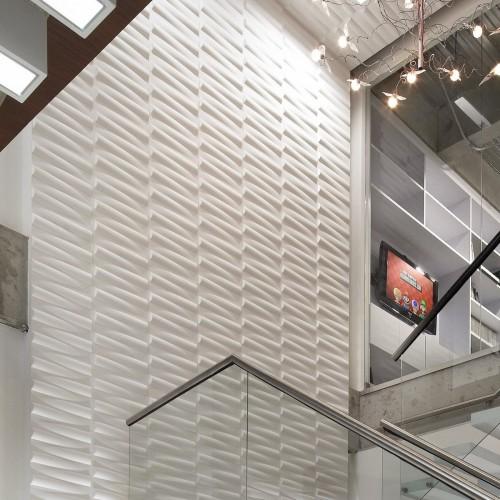 Διακόσμηση τοίχου 3D πάνελ Τουβλάκι (τμχ) WA0012-PCS