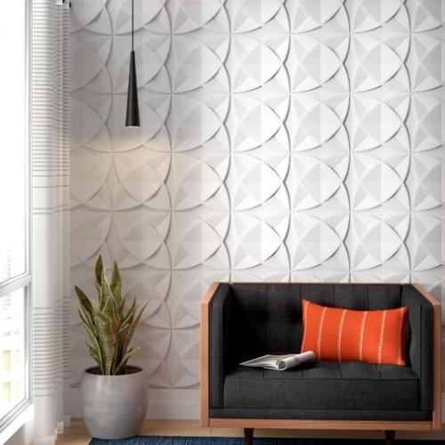 Διακόσμηση τοίχου 3D πάνελ Κρόνος (τ.μ) WA0021