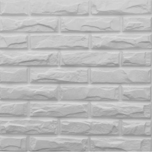 Διακόσμηση τοίχου 3D πάνελ Τούβλο τμχ WA0005-PCS